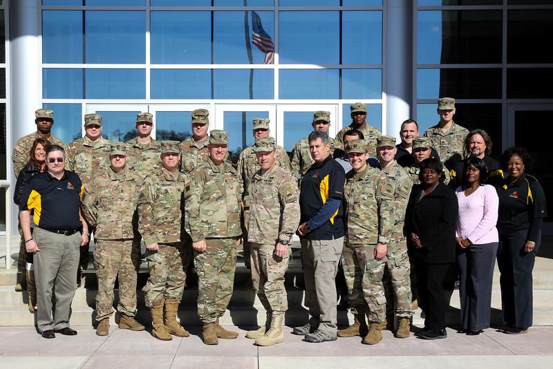 2016 Armor Staff Group Photo