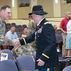 Col. David S. Davidson Retirement Ceremony