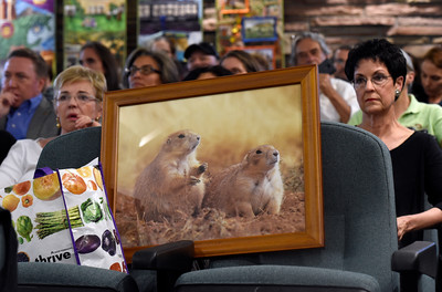 Armory Prairie Dog Colony Supporters at Boulder City Council Meeting