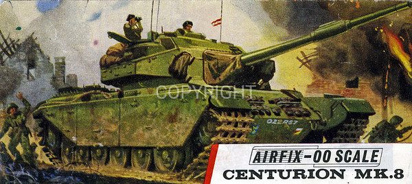 British Centurion MBT.