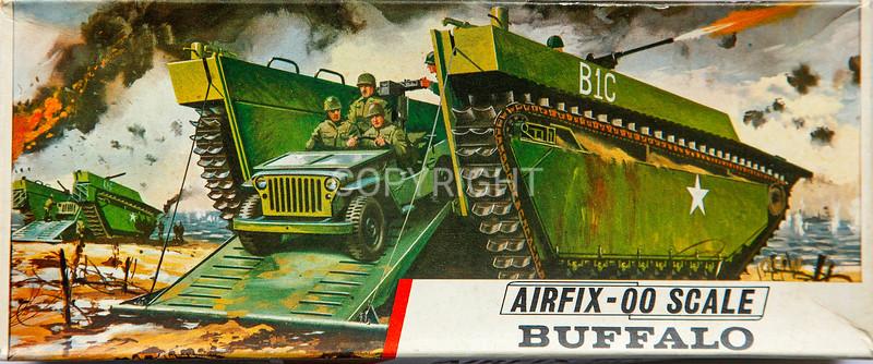 WW11 US Army Buffalo