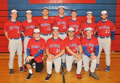Falcon Baseball Picture Day