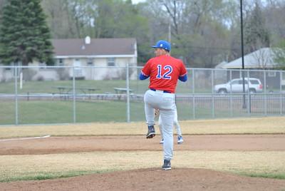 Falcon Baseball vs Anoka