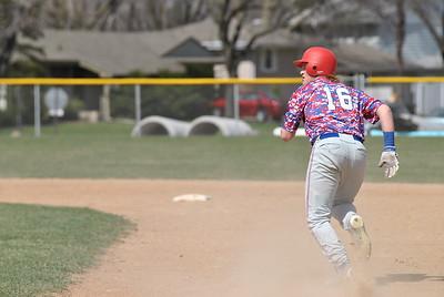 Falcon Baseball vs Cooper