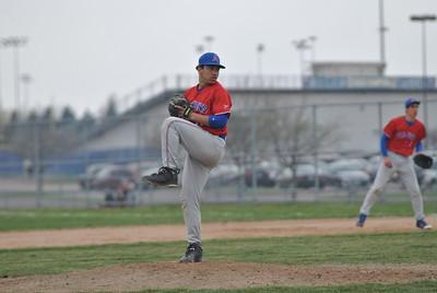 Falcon Baseball vs Elk River