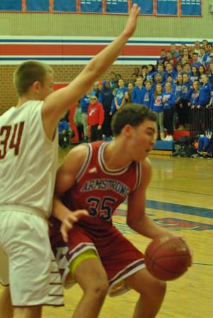 Falcon Basketball vs Maple Grove - Jan 12