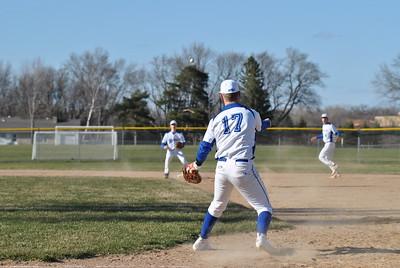 Falcon Varsity Baseball vs Hopkins