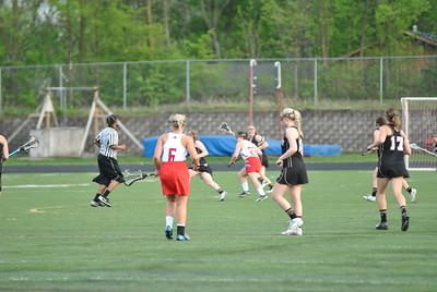 Ladies Lacrosse vs Maple Grove