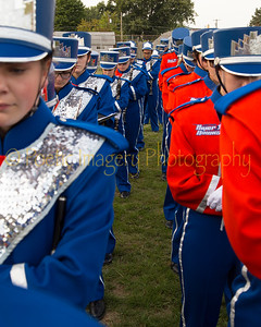 Armstrong River Hawks Marching Band