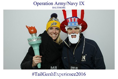 Army vs. Navy Tailgate - 12.10.16