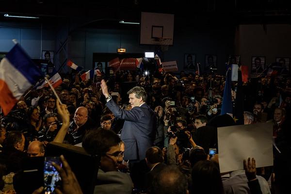 Présidentielle 2017 - primaires de gauche - Arnaud Montebourg