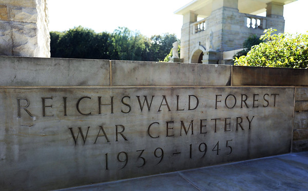 Reichswald Forest Cemetery