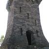 The Ethan Allen Memorial tower in Ethan Allen Memorial Park