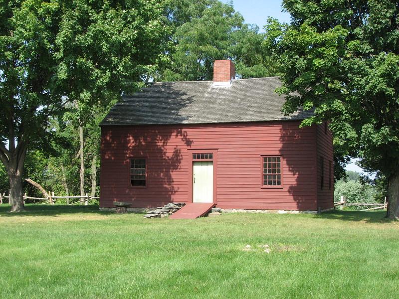 Ethan Allen's homestead