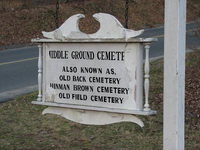 Col. Benjamin Hinman Grave