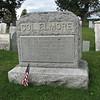 The modern monument to Samuel Elmore