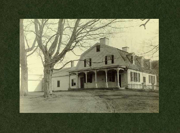 Historic photo of the Darling House
