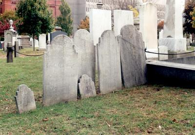 Samuel Mansfield Grave