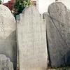 Other adjacent Mansfield gravestones