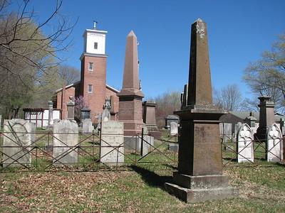 Rev. Samuel Peters Grave