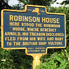 Historical marker.