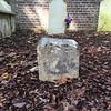 John's footstone