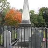 The Eustis grave
