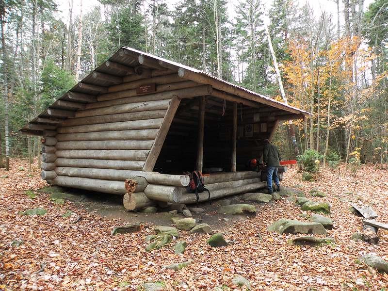 West Carry Pond Shelter