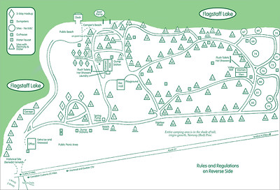 Cathedral Pines Campground *