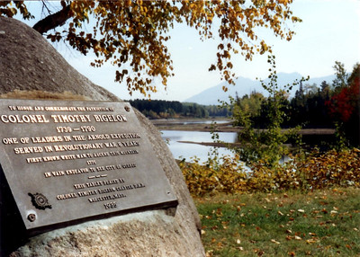 Flagstaff Lake Historic Turnout