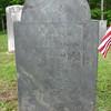 Joseph Senior's gravestone