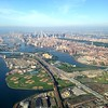 "Aerial view of Randall's Island, once called Montresor's Island. The Triborough Bridge crosses the island, which features parks, a hospital, a wastewater treatment facility and the NY Fire Academy. Montresor owned the island from 1772 until 1783.<br /> Photo by Roy Googin (Own work) [CC BY-SA 4.0  <a href=""http://creativecommons.org/licenses/by-sa/4.0"">http://creativecommons.org/licenses/by-sa/4.0</a>)], via Wikimedia Commons"
