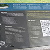 Detail of the interpretive panel
