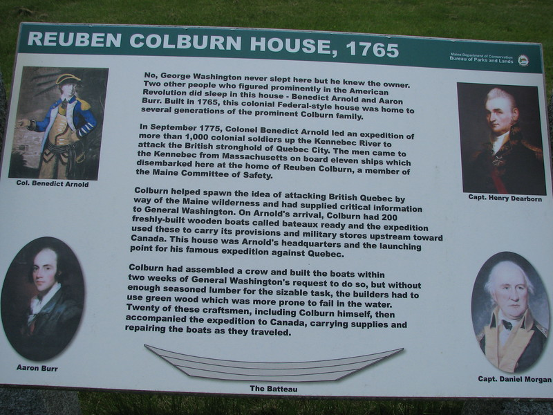 The interpretive panel seen in the previous photo