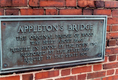Appleton's Bridge