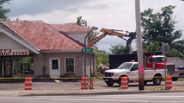 Arnott's demolition