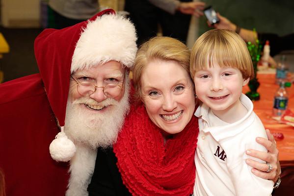 Santa at MA