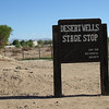 Desert Wells Stage Stop.  Rest area and watering stop for the Arizona Stage Company until aprox 1916.