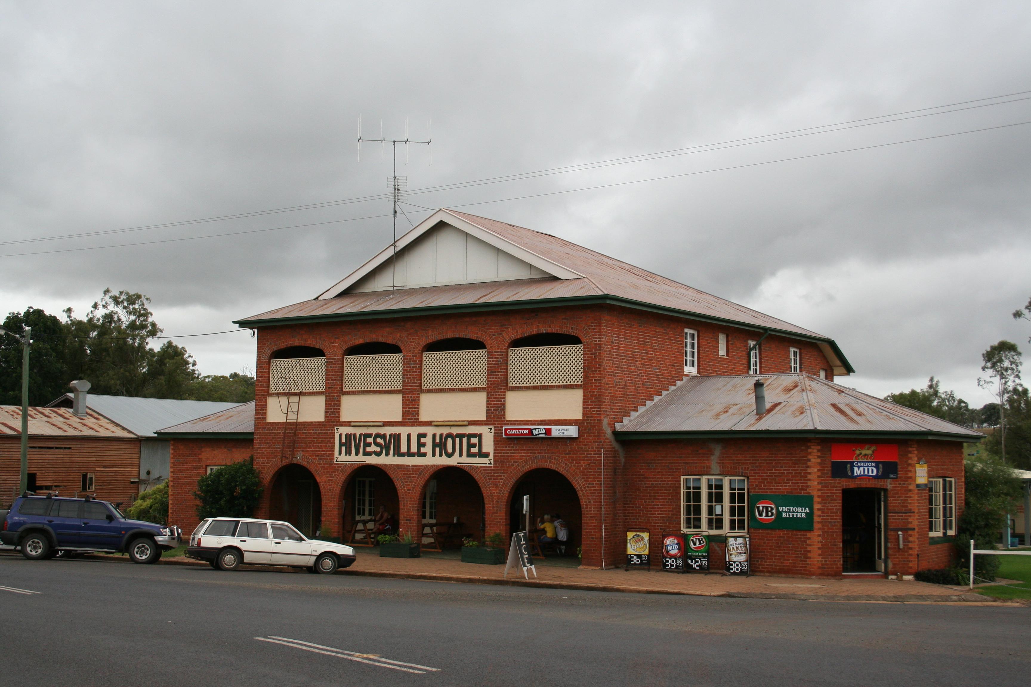 Hivesville Pub