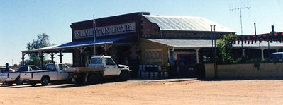 Broken Hill and the real outback