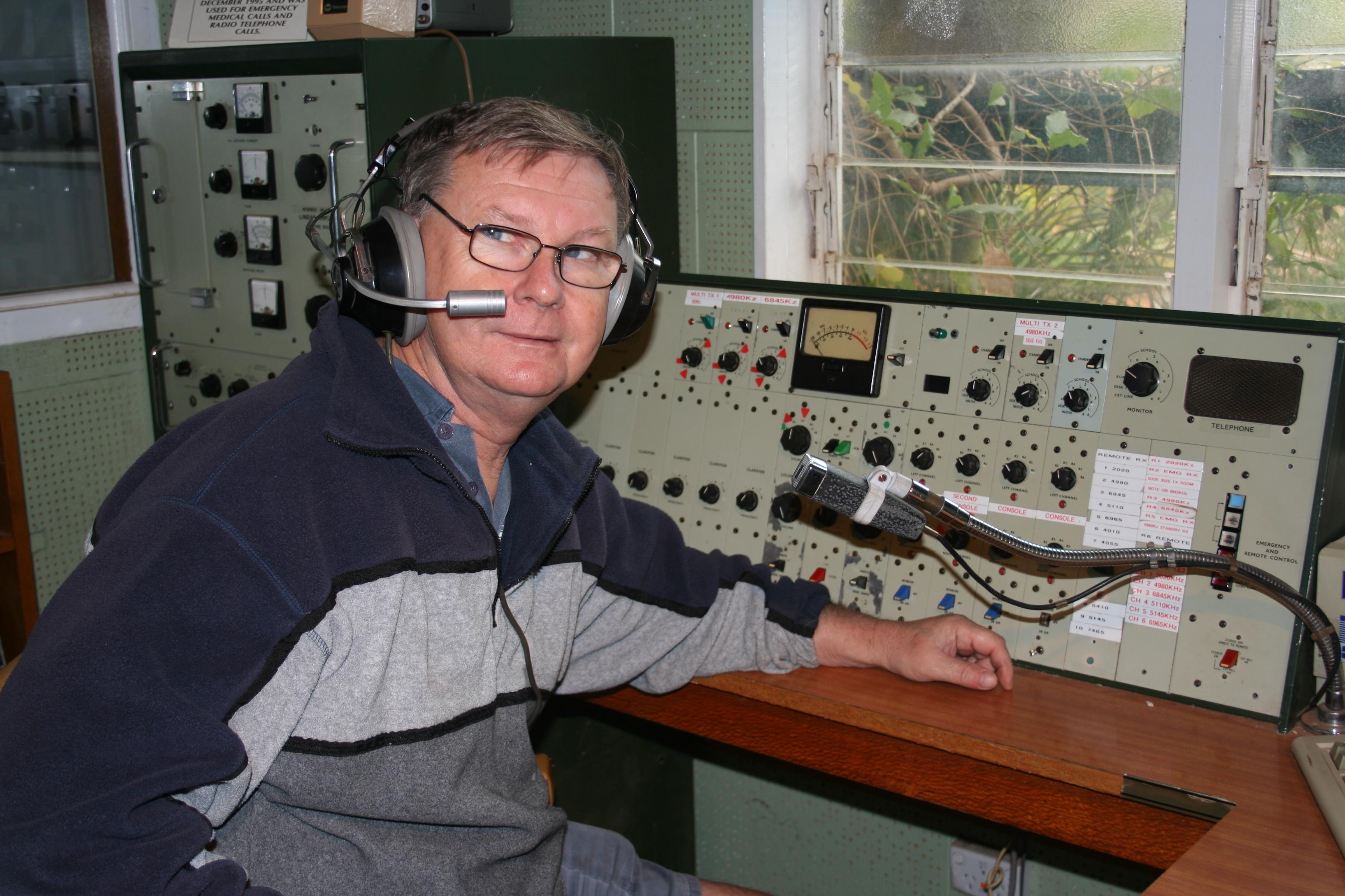 Flying Doctor Old Radio