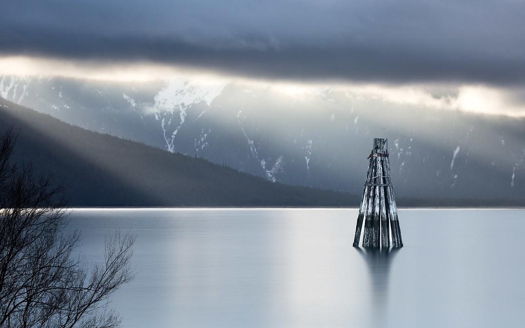 Flood Gate, Alaska