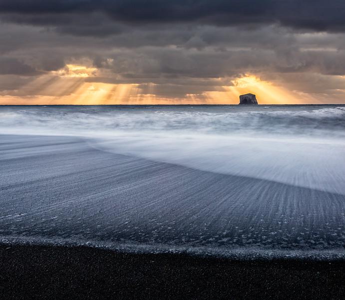 Realto Beach Sea Stack