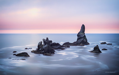Second Beach Sea Stacks