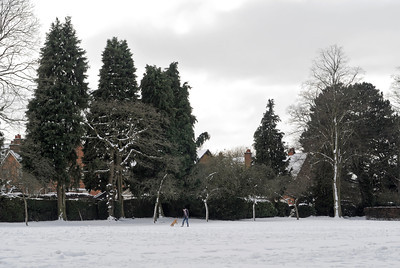 Bournville Snow and Sun 250313