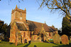 St Leonard's Church, Frankley.   Over 900 years of history.