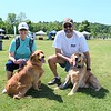 5 Janet and Bob Lentz with Padme' and Brinkley