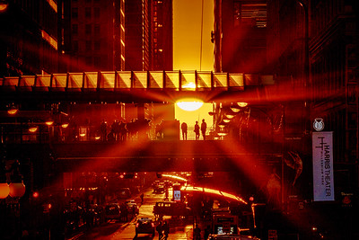 Madison St. Chicagohenge