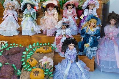 Muñecas mexicana