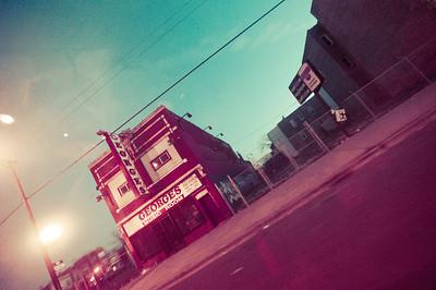 Iconic music shop
